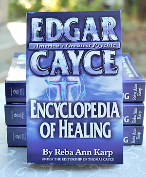 Edgar Cayce Encyclopedia of Healing Book